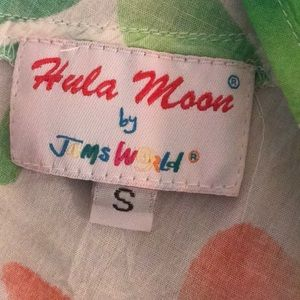Jams World Dresses - HULA Moon By JAMS WORLD Watercolor Rayon Dress S